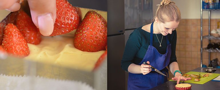 Cooking Holidays | Baking & Patisserie courses | 3 Night Courses