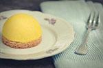 Le Gargantua | French Patisserie | Lemon Entremet