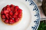 Le Gargantua | French Patisserie | Tarte au Fraise