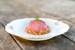 Le Gargantua | French Patisserie | Raspberry Entremet