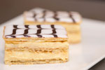 Le Gargantua | French Patisserie | Millefeuille