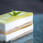 Le Gargantua | French Patisserie | Lemon Bavarois